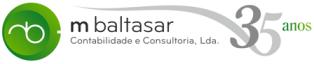 M. Baltasar – Contabilidade e Consultoria, Lda. Logo